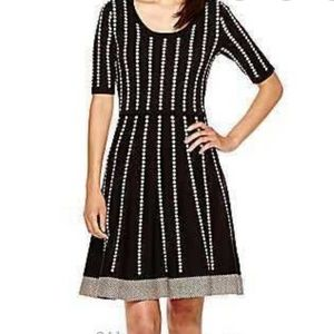 Danny and nicole knit dress